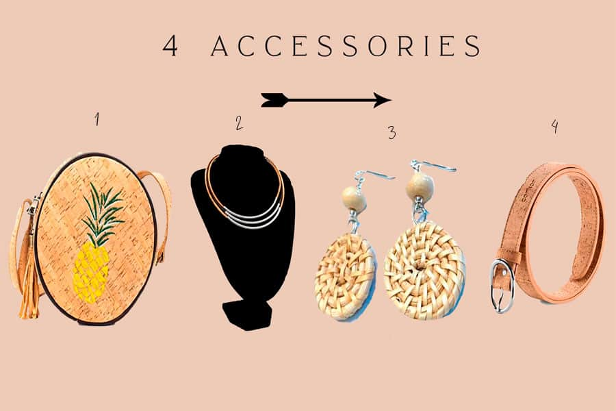 summer outfits accessories
